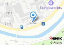 Компания «Прогресс» на карте