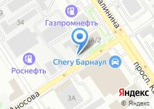 Компания «Торговый Стиль» на карте