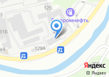 Компания «Алтайский трикотаж» на карте