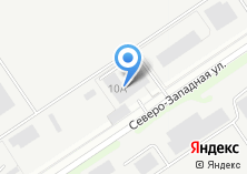 Компания «Компания по печати на воздушных шарах» на карте