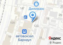 Компания «GSM City» на карте