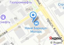 Компания «Электра» на карте