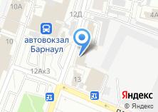 Компания «СотаСервис» на карте