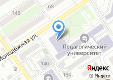 Компания «Историко-краеведческий музей Алтайской государственной педагогической академии» на карте