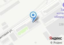 Компания «СибСтальКонструкция» на карте