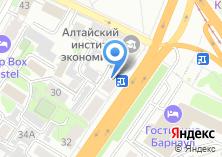 Компания «Единая Россия» на карте