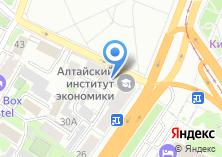 Компания «АЛЕВИТ» на карте