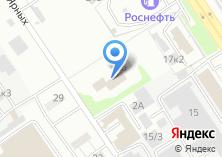 Компания «Ливит» на карте