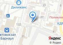 Компания «СЕС» на карте