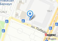 Компания «Сибинвест-Алтай» на карте