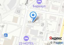 Компания «Центр мойки автомобилей и чистки ковров» на карте