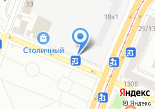 Компания «Магазин головных уборов и нижнего белья» на карте