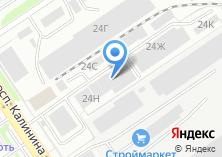 Компания «Алтайское оборудование» на карте