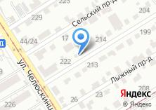 Компания «Фитомаркет» на карте