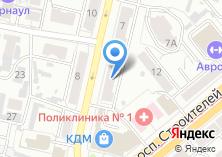 Компания «Краевой дом моделей» на карте