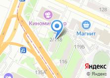 Компания «Бизнес-МАГистр» на карте