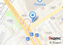 Компания «АжурРит» на карте
