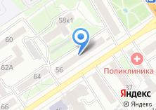 Компания «Стигма» на карте