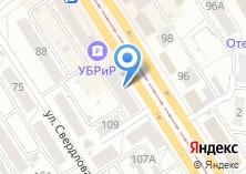 Компания «Союз художников России» на карте