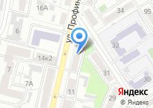 Компания «Городская детская поликлиника №2» на карте