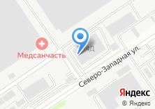 Компания «Стройтранзит-авто» на карте