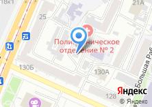 Компания «ПК-Сервис» на карте