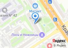 Компания «Алтайская Жемчужина» на карте
