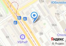 Компания «Ювелирный салон» на карте