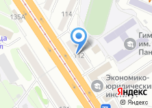 Компания «Ползунов» на карте