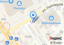 Компания «Автозапчасти.ru» на карте