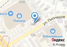 Компания «Дорати» на карте