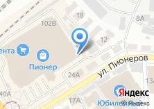 Компания «Магазин кожгалантереи» на карте