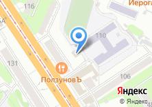 Компания «АБМК» на карте