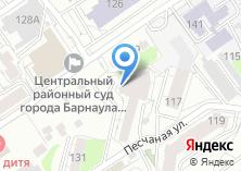 Компания «СтройКомСервис» на карте