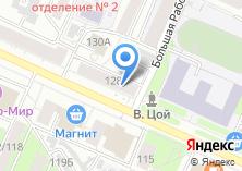 Компания «Контора Декора» на карте