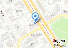 Компания «КЛУБ ВЕЛОДРАЙВ» на карте