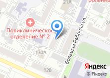 Компания «Детский сад №107» на карте