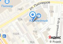 Компания «Серебряный зал» на карте
