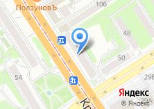 Компания «Штаб по делам ГО и ЧС Железнодорожного района» на карте
