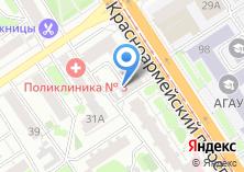 Компания «МГУКИ Московский государственный университет культуры и искусств» на карте