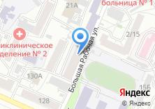 Компания «Мир техники» на карте