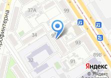 Компания «Уют и комфорт» на карте