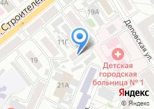 Компания «Кроха» на карте