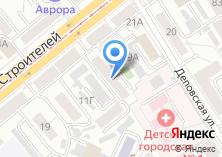 Компания «Союз Молодых юристов Алтайского края» на карте