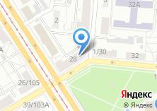 Компания «Mm» на карте