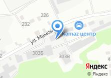 Компания «Алтайздравница база отдыха» на карте