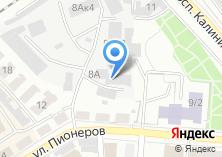 Компания «Алтайский центр сертификации» на карте