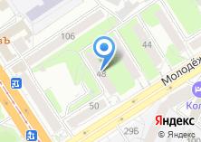 Компания «Адвокатский кабинет Веселова В.В» на карте