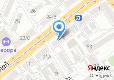 Компания «VESNA мастерская мебели» на карте