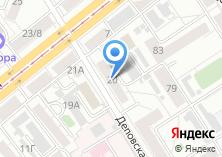 Компания «А-ЦЕНТР» на карте